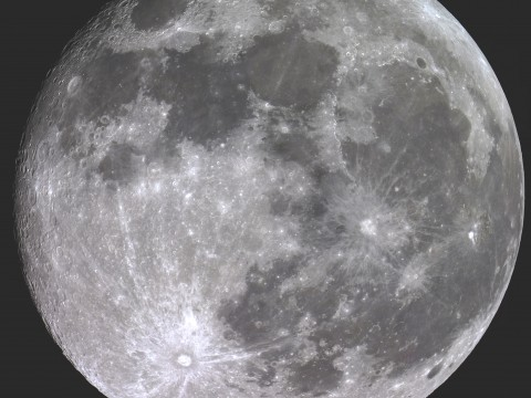Big Moon Mosaic